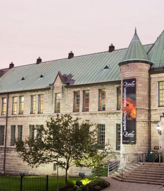 Le coffre au trésor de l'Hôtel Château Laurier Québec